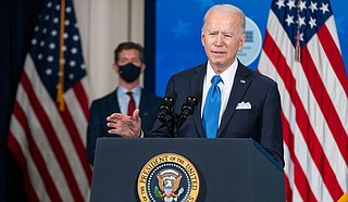 The Biden administration has pledged an all-of-government response to Ida, led by the Federal Emergency Management Agency and coordinated by White House senior adviser Cedric Richmond, a former Louisiana congressman and close ally of President Joe Biden. Official White House Photo by Adam Schultz