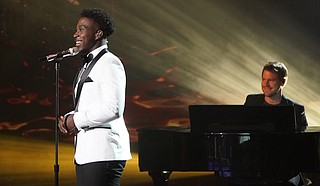 """Deshawn Goncalves, who presently studies music technology and performance at Jackson State University, placed in the Top Nine of the 2020 season of """"American Idol,"""" in spite of personal challenges. He is now recording a debut album with industry leaders and has several shows in the works. Photo courtesy Deshawn Goncalves"""