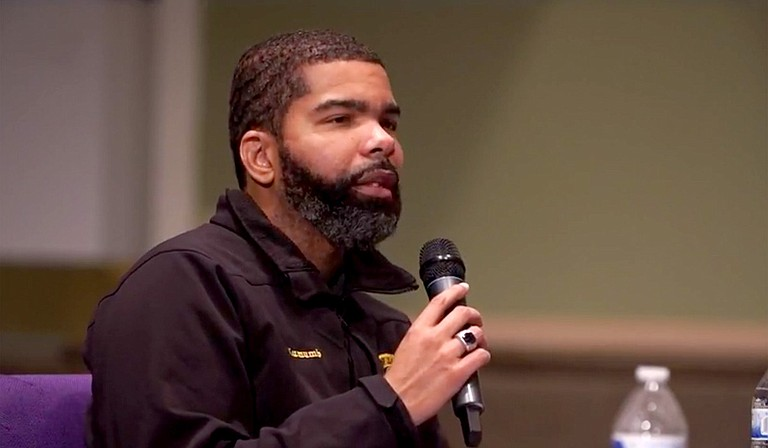 Mayor Chokwe A. Lumumba said that expanding the city's multi-use trail creates opportunities throughout the city. Photo Credit City of Jackson