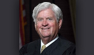 Mississippi Supreme Court Chief Justice Mike Randolph told the Northeast Mississippi Daily Journal that a fully electronic system will be a milestone for open government and will decrease the cost of litigation. Photo courtesy Mike Randolph