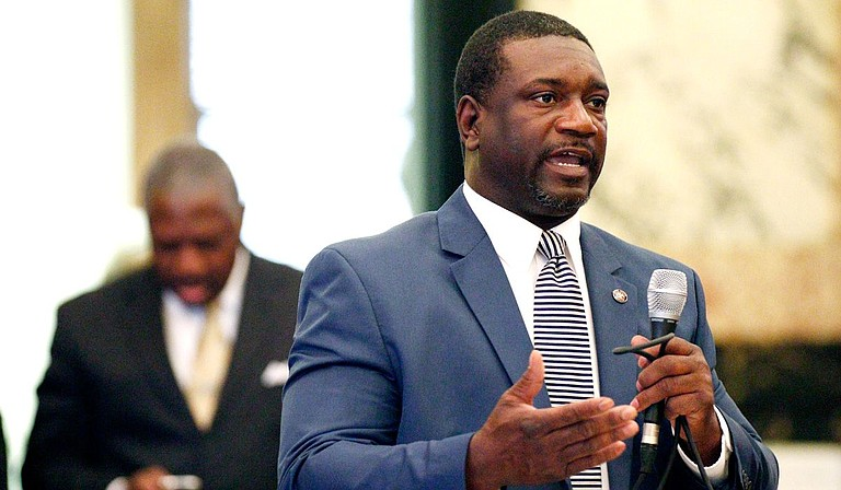 The next Mississippi legislative session is set to begin in early January. Senate Corrections Committee Chairman Juan Barnett said some lawmakers could gather in November or December to discuss whether to file bills that would propose specific types of reentry programs. Photo courtesy Rogelio V. Solis via AP