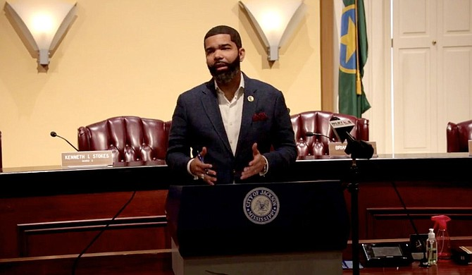 Jackson Mayor Chokwe A. Lumumba extended the deadline for city workers to get vaccinated, or be required to undergo weekly COVID-19 tests. Once the deadline of Oct. 15, 2021, passes, the workers may pay to have the tests. Photo courtesy City of Jackson