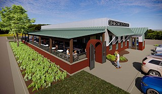 Dogmud Tavern, a Ridgeland-based gaming bar and restaurant connected to local game developer Certifiable Studios that opened on April 1, 2021, announced on Friday, Oct. 1, that it will be expanding its facilities in honor of the tavern's six-month anniversary. Photo courtesy Dogmud Tavern