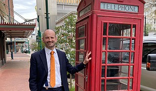 """Mississippi Center for Public Policy pushes for limited government and is led by Douglas Carswell, a former member of the Parliament of the United Kingdom who played a key role in the Brexit movement. The center's report compares critical race theory to """"orthodox Marxism"""" and says it is a threat to Mississippi education. Photo courtesy Douglas Carswell"""