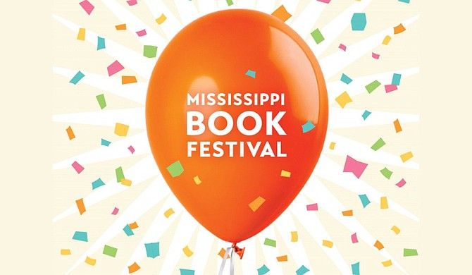 The Mississippi Book Festival is being shown online after the in-person event was canceled because of concerns about the coronavirus pandemic. Photo courtesy Mississippi Book Festival