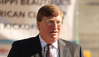 Mississippi Gov. Tate Reeves said Tuesday that he and legislative leaders are continuing to negotiate changes in a proposal to create a medical marijuana program, including putting tight limits on how much of the medicine one person could buy. Photo courtesy Tate Reeves