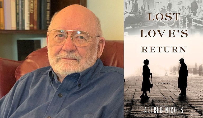"""In Mississippi author Alfred Nicols's """"Lost Love's Return,"""" the return is all the sweeter for the loss, as Nicols spins a tale of World War I sweethearts separated by illness, scheming lovers and the Atlantic Ocean. Photo courtesy Alfred Nicols"""
