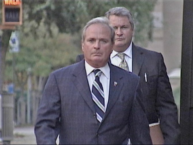 Mississippi attorney Paul Minor is appealing his corruption conviction, alleging tampering in his case by the U.S. Department of Justice.