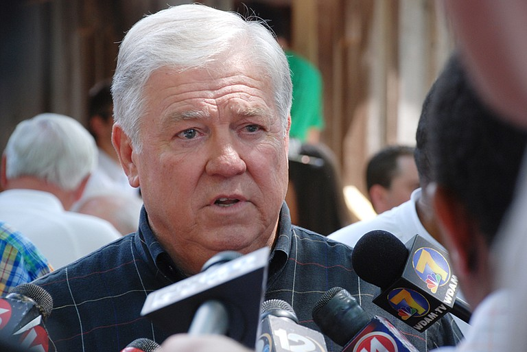 Gov. Haley Barbour is just following Mississippi tradition, his office says, when he frees killers working in his mansion. Four of them killed wives and girlfriends.