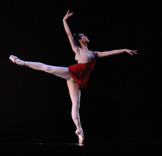 2006 Senior Gold Medalist Misa Kuranaga of Japan will join 11 other dancers for an IBC Reunion Gala at Thalia Mara Hall July 12.