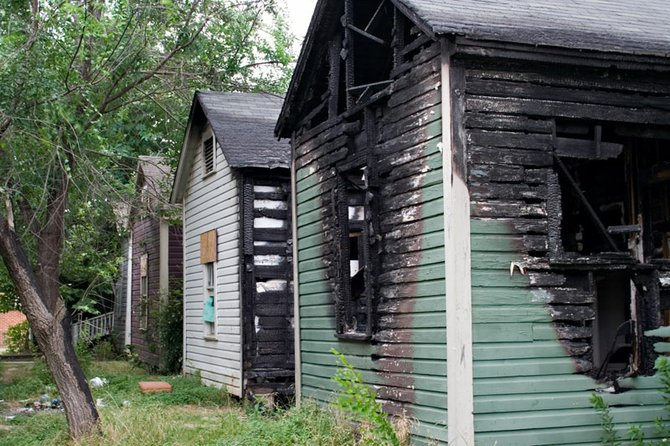 The Farish Street housing initiative involving the $2.7 million renovation of some shotgun houses put a bad taste in the mouth of local banks and Washington grantees alike.