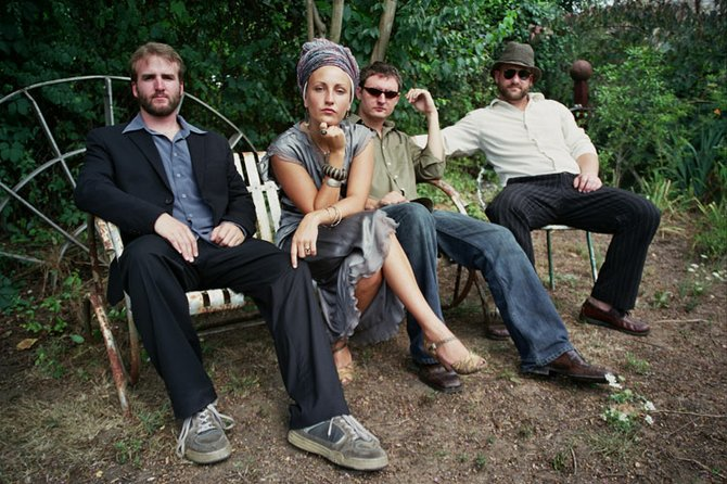 Check out the funky soul groove of Laura Reed and Deep Pocket at Martin's Thursday, July 10.