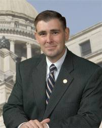 Rep. Andy Gipson, R-Braxton, thinks a state record-keeping requirement for gun dealers is redundant.