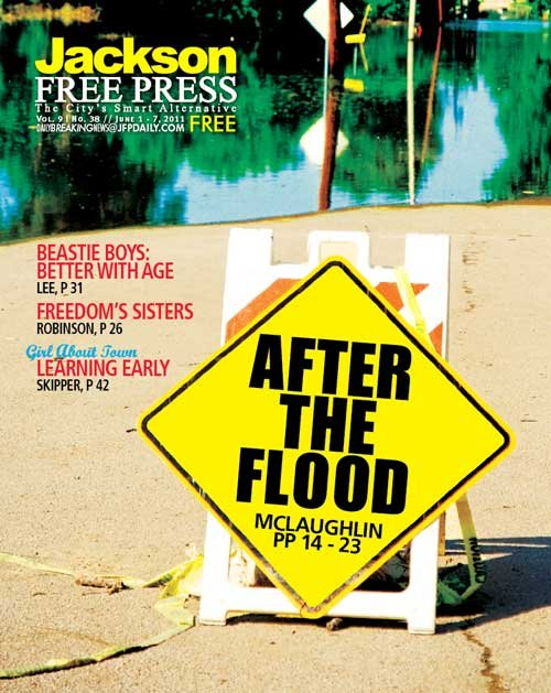 News that a flood was headed toward Vicksburg didn't come as a surprise to most residents. In late April, the Mississippi River and its tributaries began to overflow and reach record crests in Missouri. Kentucky, Illinois and Tennessee. What did surprise residents, however, was the historic crest that surged into neighborhoods.